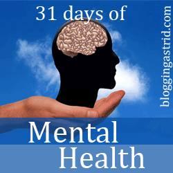 31 Days of Mental Health