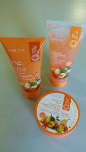 Grace Cole Fruit Works Peach and Pear Products